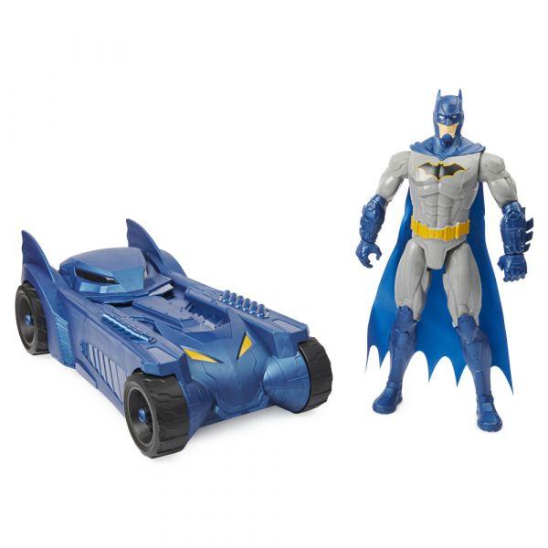 Xe Người Dơi Batman và nhân vật