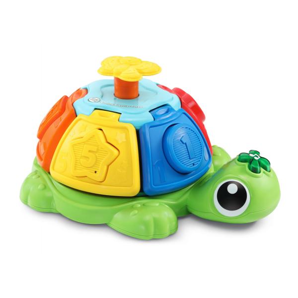 Học hình dạng và màu sắc cùng bạn rùa đáng yêu