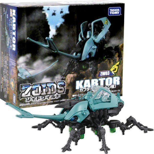 Chiến binh thú ZW03 KABTOR