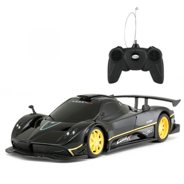 Đồ chơi xe mô hình điều khiển-R/C 1:24 Pagani Zonda R đen