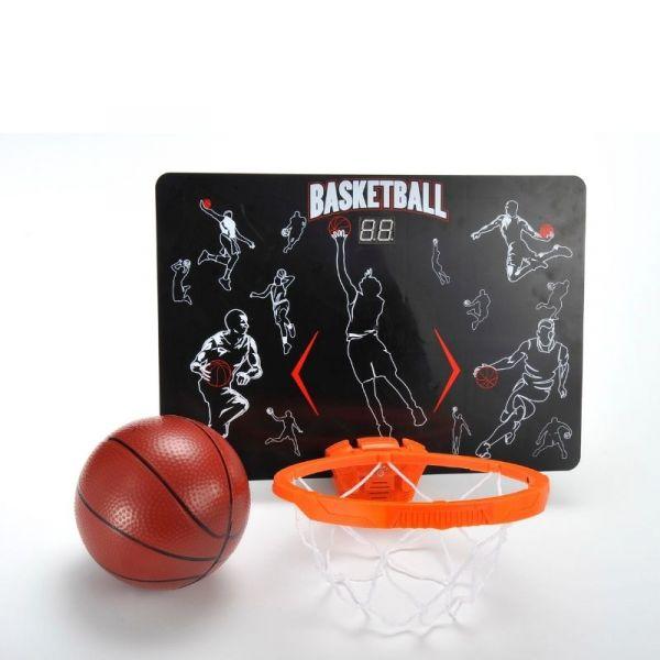 Bộ bóng rổ treo tường tính điểm tự động