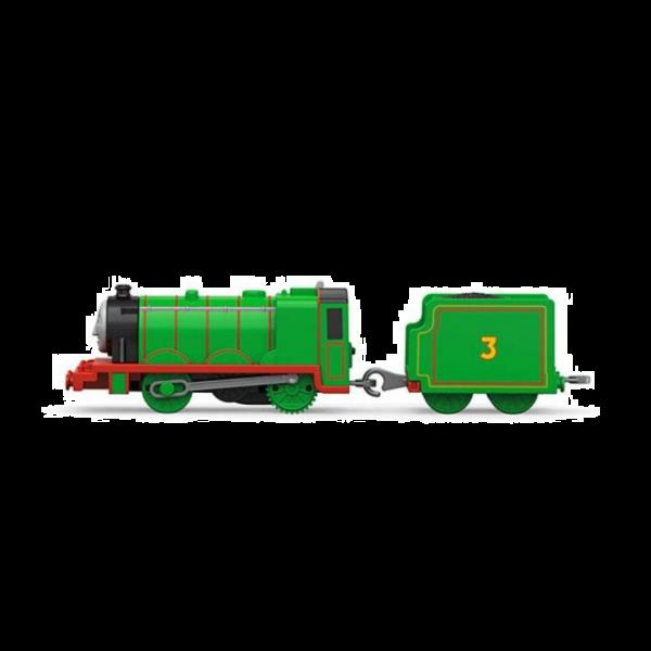 Toa tàu Henry dùng động cơ