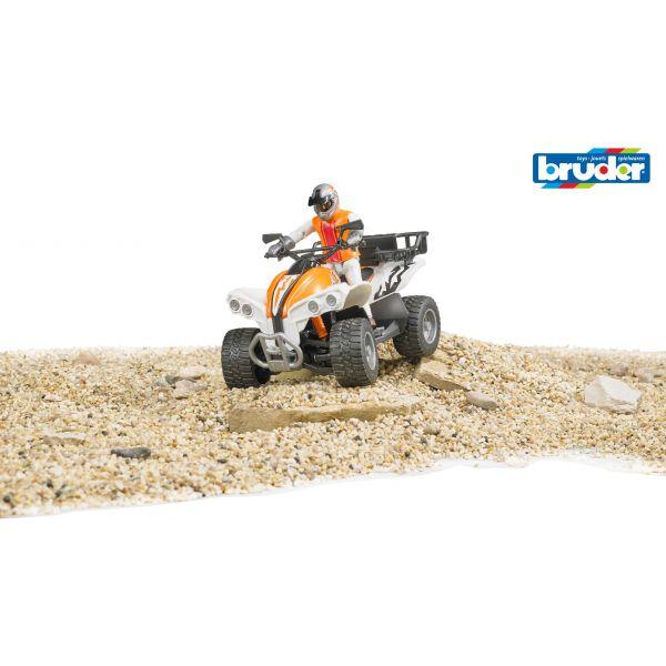 Đồ chơi dạng mô hình theo tỷ lệ thu nhỏ 1:16 xe mô tô địa hì