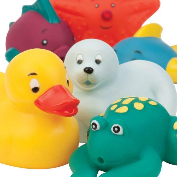 Bộ đồ chơi nhà tắm hình thú