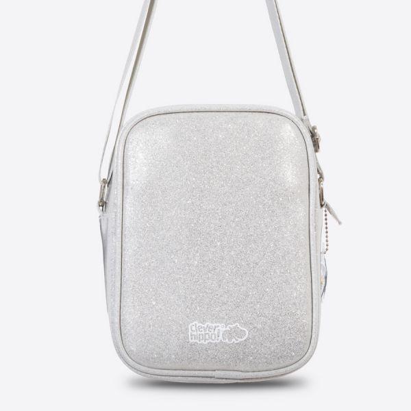 Túi đeo chéo thời trang SPARKLE-Si Xám