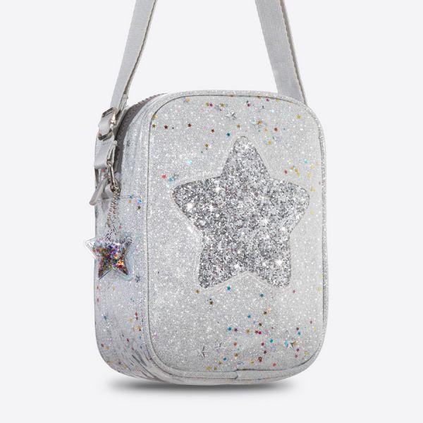 Túi đeo chéo thời trang SPARKLE-Bạc