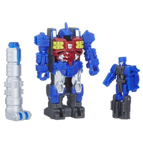 Robot biến đổi Metalhawk dòng năng lượng cơ bản