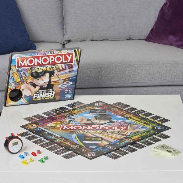 MONOPOLY SPEED - Đường Đua Tốc Độ