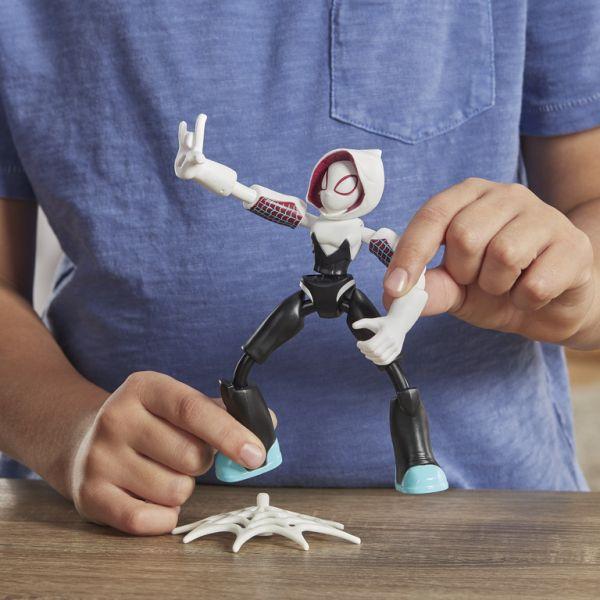 Siêu anh hùng Ghost Spider phiên bản Bend and Flex