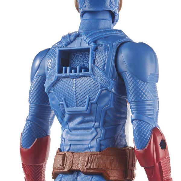 Mô hình siêu anh hùng Captain America 30cm oai hùng