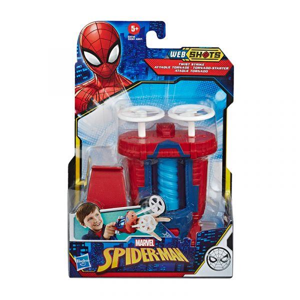 Trang bị Spider man phóng tơ tiến công