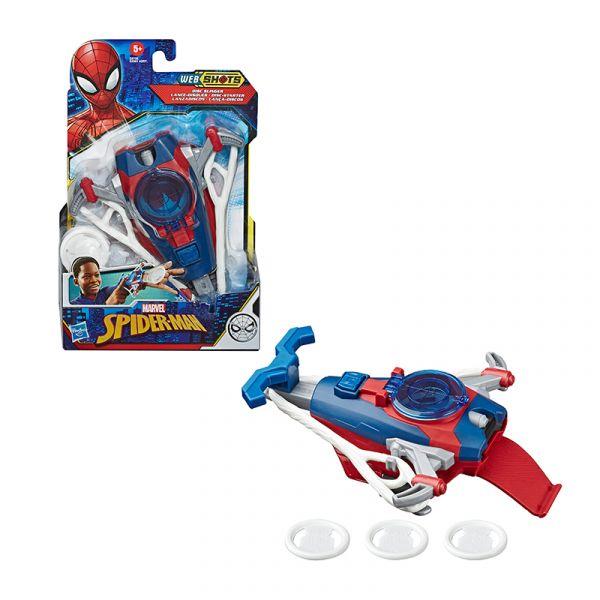 Trang bị Spider man phóng tơ siêu chuẩn