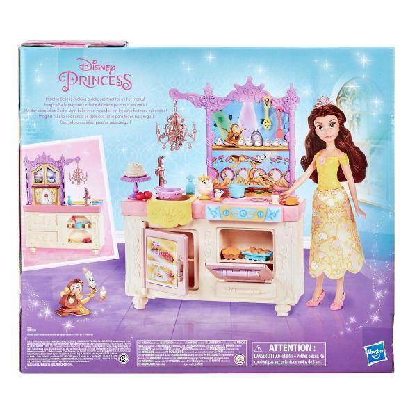 Phòng bếp hoàng gia của công chúa Belles