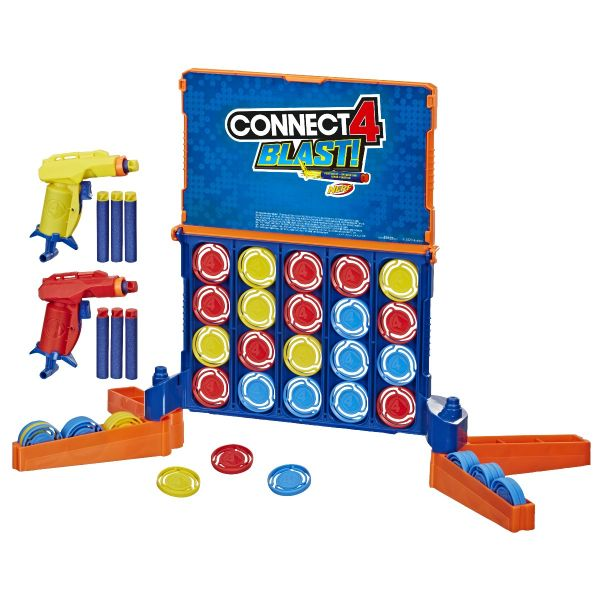 Cờ ca rô Connect 4 Blast