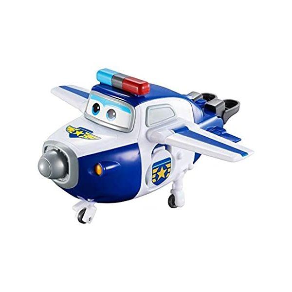 Robot biến hình máy bay cỡ to - Cảnh Sát Paul (EU)