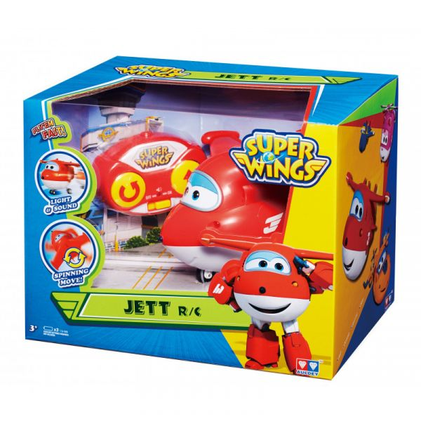 Máy bay điều khiển - Jett Tia Chớp (EU)