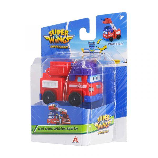 Siêu xe cứu hộ cỡ nhỏ Sparky