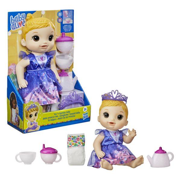 Tiệc trà với bé Nia
