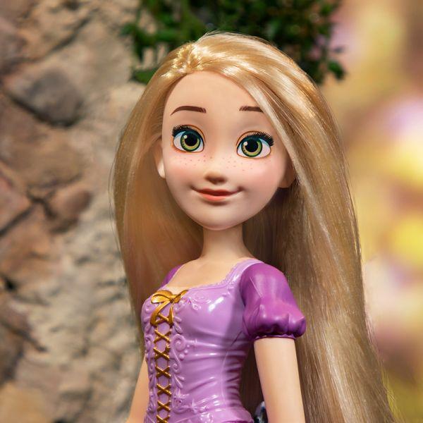 Công chúa Rapunzel với mái tóc dài 45cm
