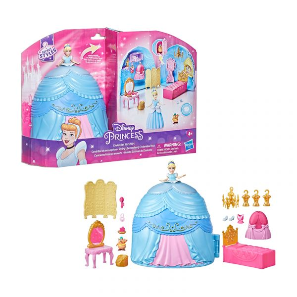 Secret Style Công chúa Cinderella và chiếc váy diệu kỳ