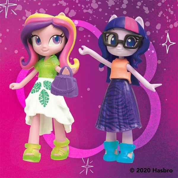 Cặp đôi Equestria Girl thời trang