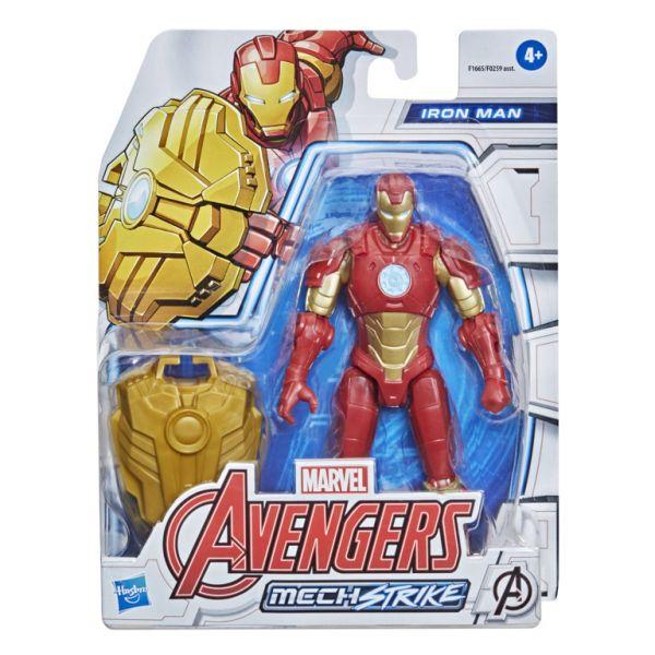 Mô hình Iron Man dòng Mech Strike 6 inch