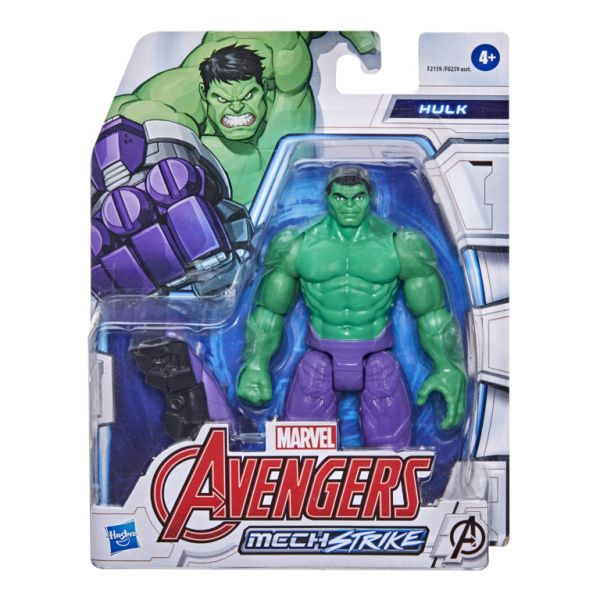 Mô hình Hulk dòng Mech Strike 6 inch