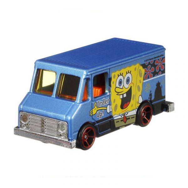 Siêu xe Hot Wheels chủ đề SPONGEBOB COMBAT MEDIC