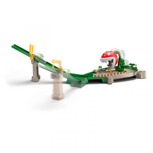 Bộ thử thách Mario Kart hoa ăn thịt
