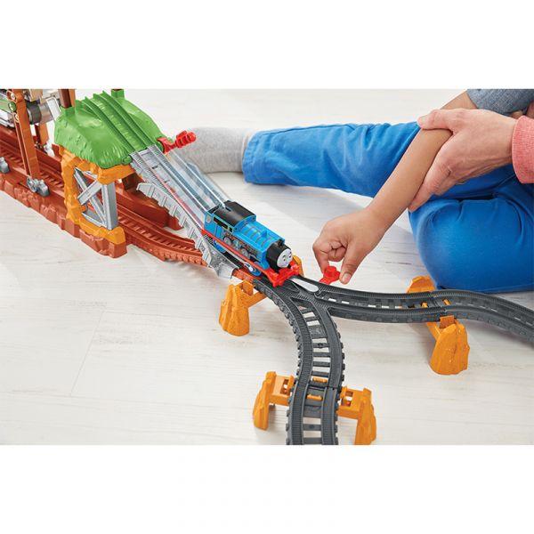 Mô hình Thomas và cây cầu chuyển động