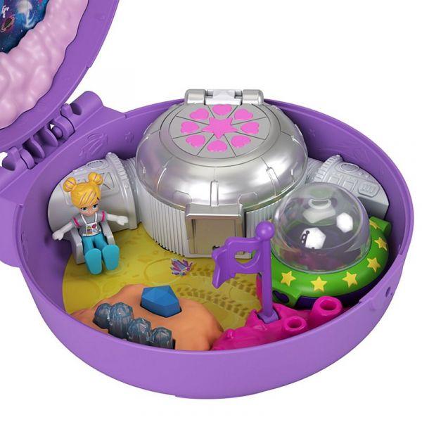 Polly Pocket khám phá không gian Sao Thổ