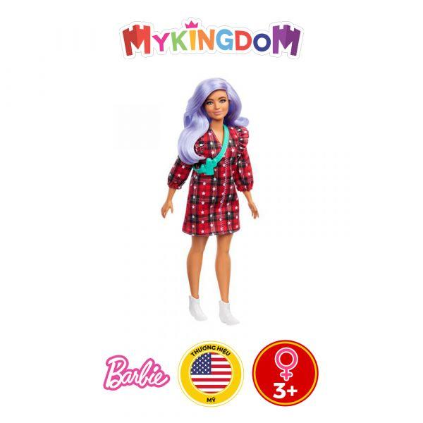 Búp bê thời trang Barbie - Plaid Dress