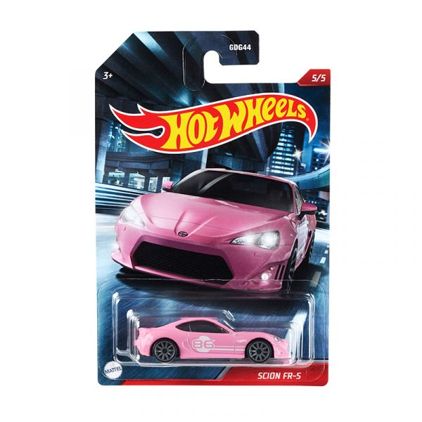 Siêu xe Hot Wheels thể thao AUTOMOTIVE SCION FR-S