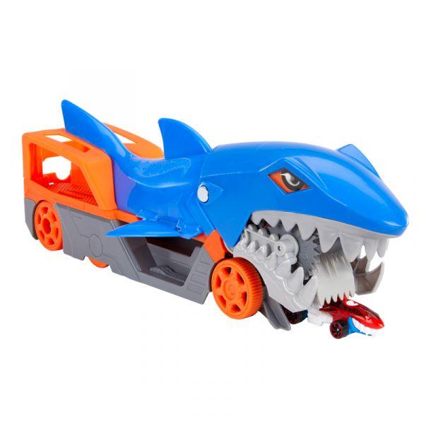 Chiến xe Cá Mập cuồng nộ