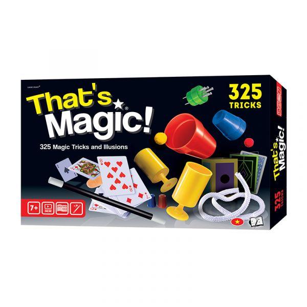 Bộ 325 trò ảo thuật That's Magic