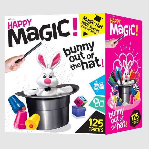 Nón Magic - 125 trò ảo thuật