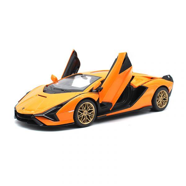 Xe điều khiển 1:14 Lamborghini Sian, có thể mở cửa Cam