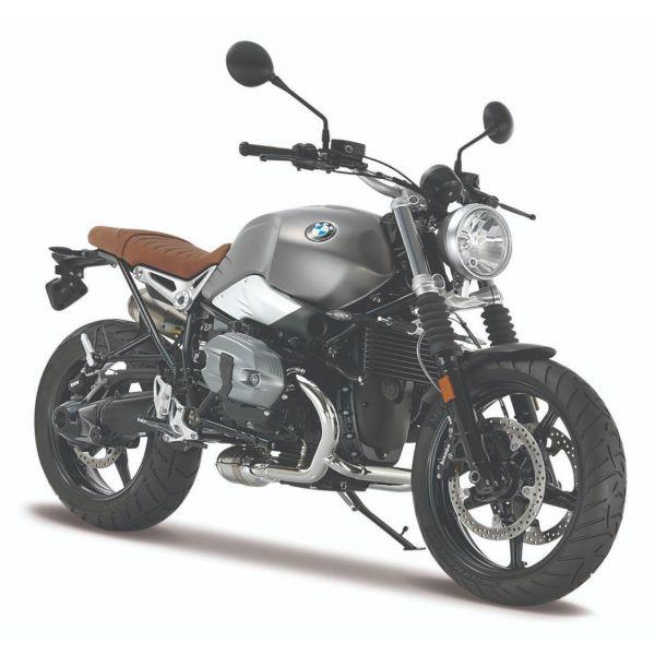Mô hình mô tô 1:12 dòng BMW R nine T SCRAMBLER