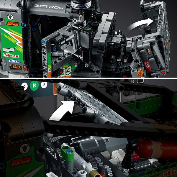 Xe Tải 4x4 Mercedes-Benz Zetros Trial