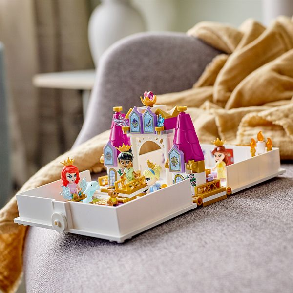 Câu chuyện phiêu lưu của Ariel, Belle, Cinderella và Tiana