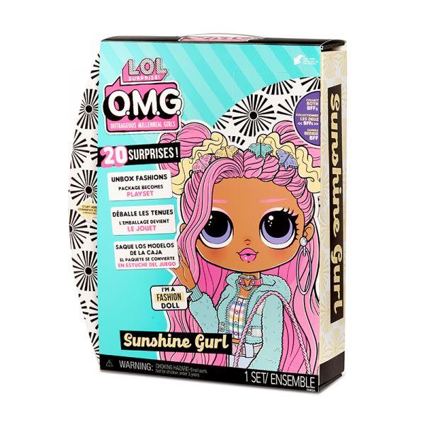 Cô nàng búp bê thời trang OMG - Sunshine tỏa sáng