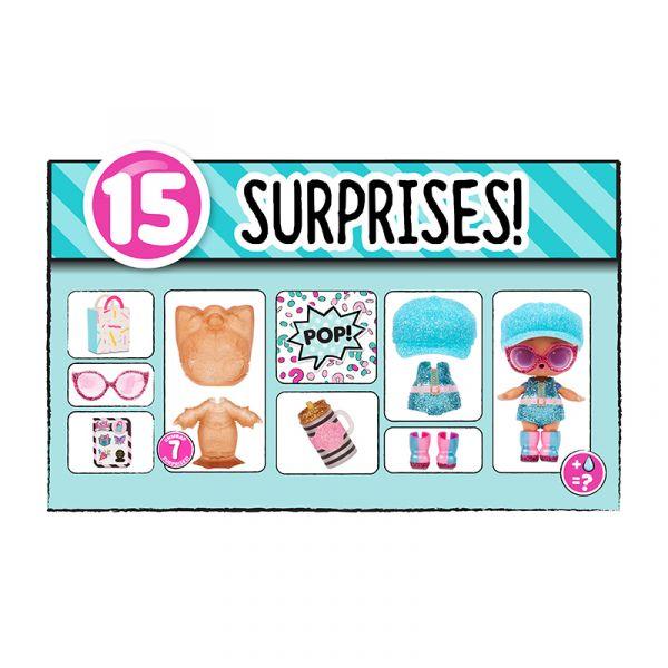 Búp bê LOL phiên bản confetti - bữa tiệc sinh nhật