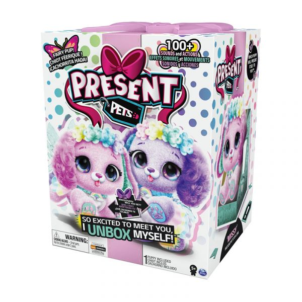 Hộp quà Present Pets - Poodles ngọt ngào