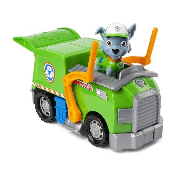 Xe cứu hộ cơ bản Paw Patrol - Rocky