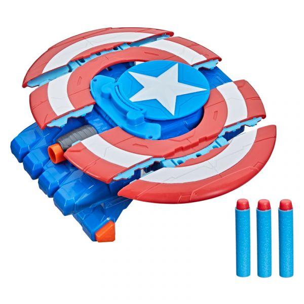 Mô hình khiên chiến đấu tấn công Captain America dòng Mech S