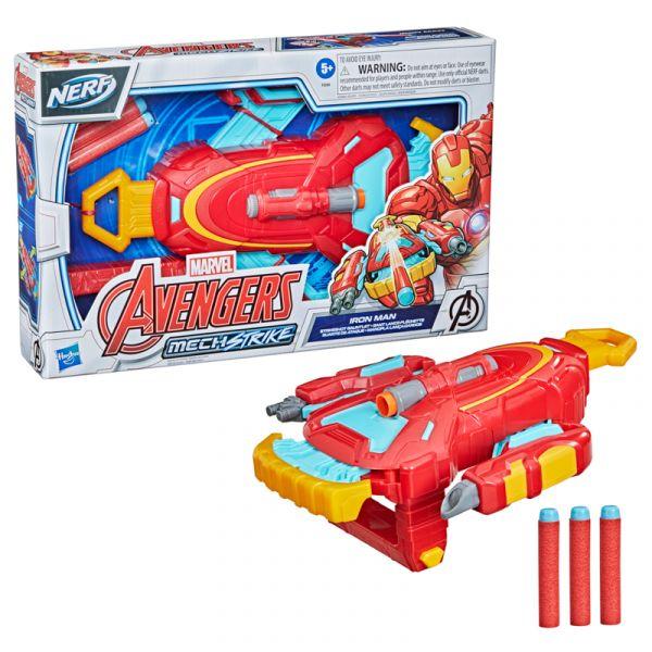 Mô hình khiên chiến đấu tấn công Iron man dòng Mech Strike
