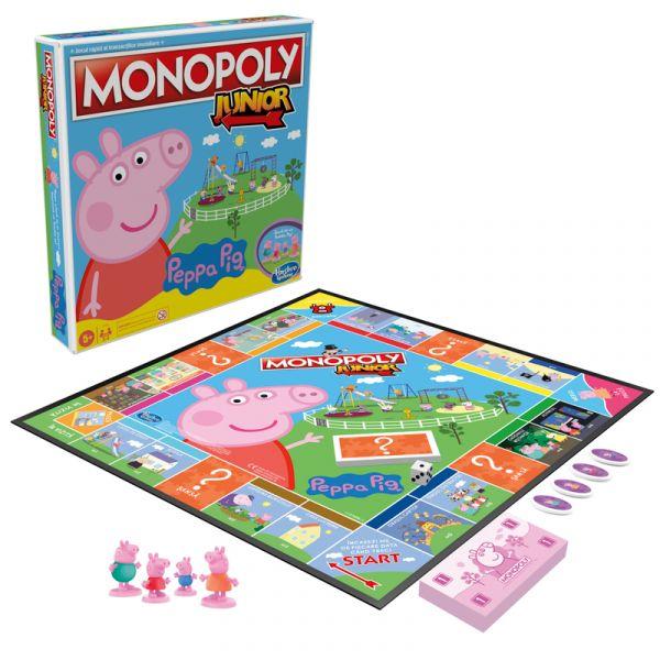 Cờ tỷ phú Monopoly Peppa Pig Bé Heo Hồng