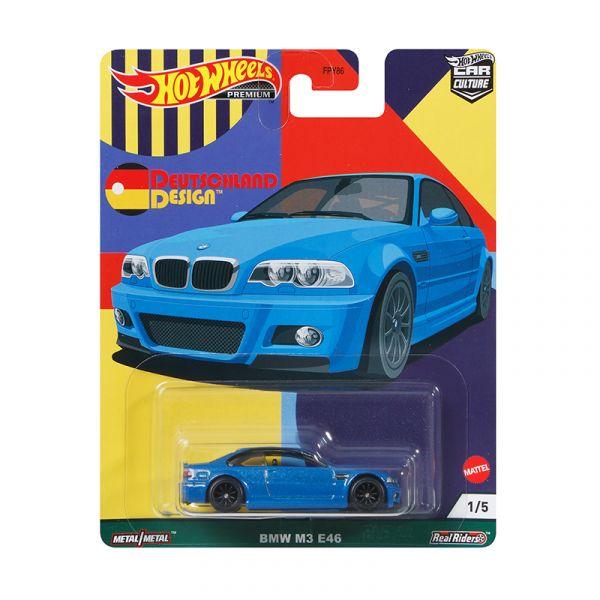 Siêu xe Hot Wheels sang trọng BMW M3 E46