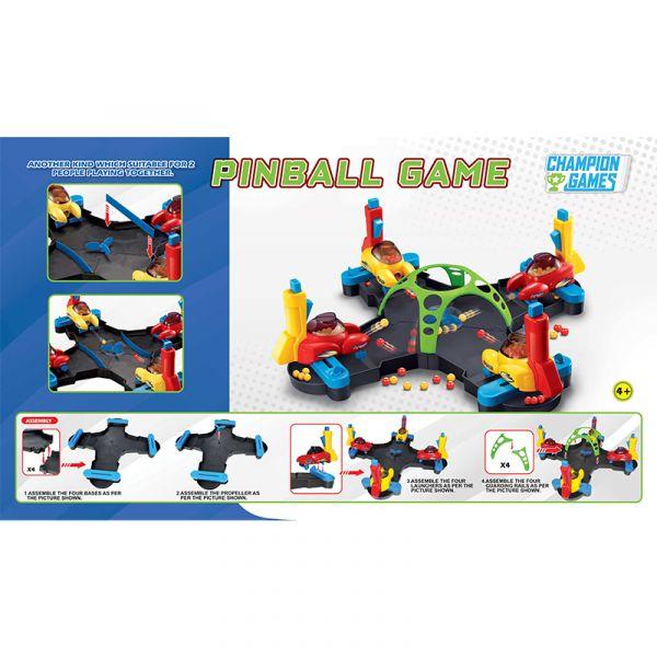 Trò Chơi Bắn Bi Pinpall game