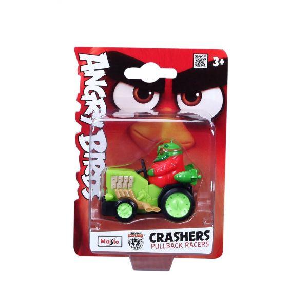 Xe trớn tốc độ cao Angry Birds của vua lợn LEONARD
